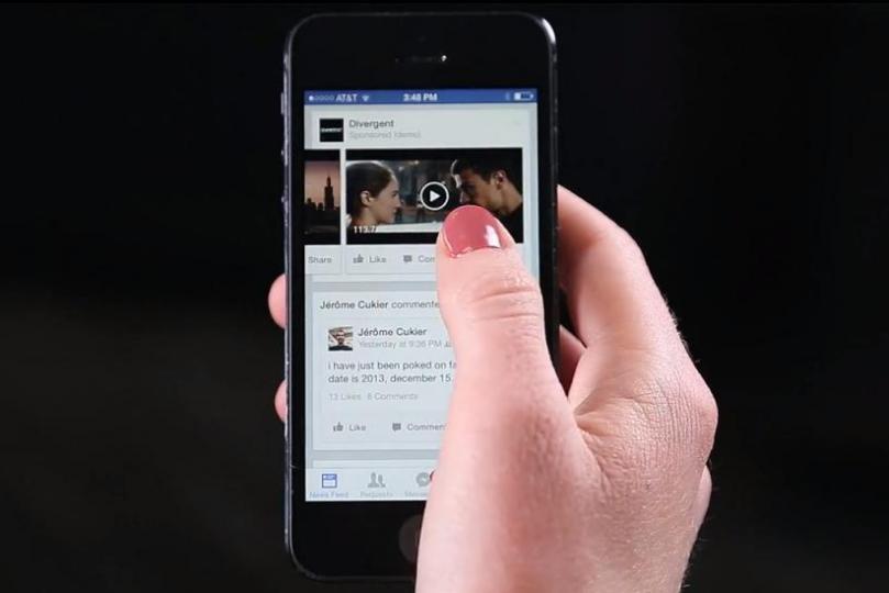 Disable Facebook Auto-play Videos