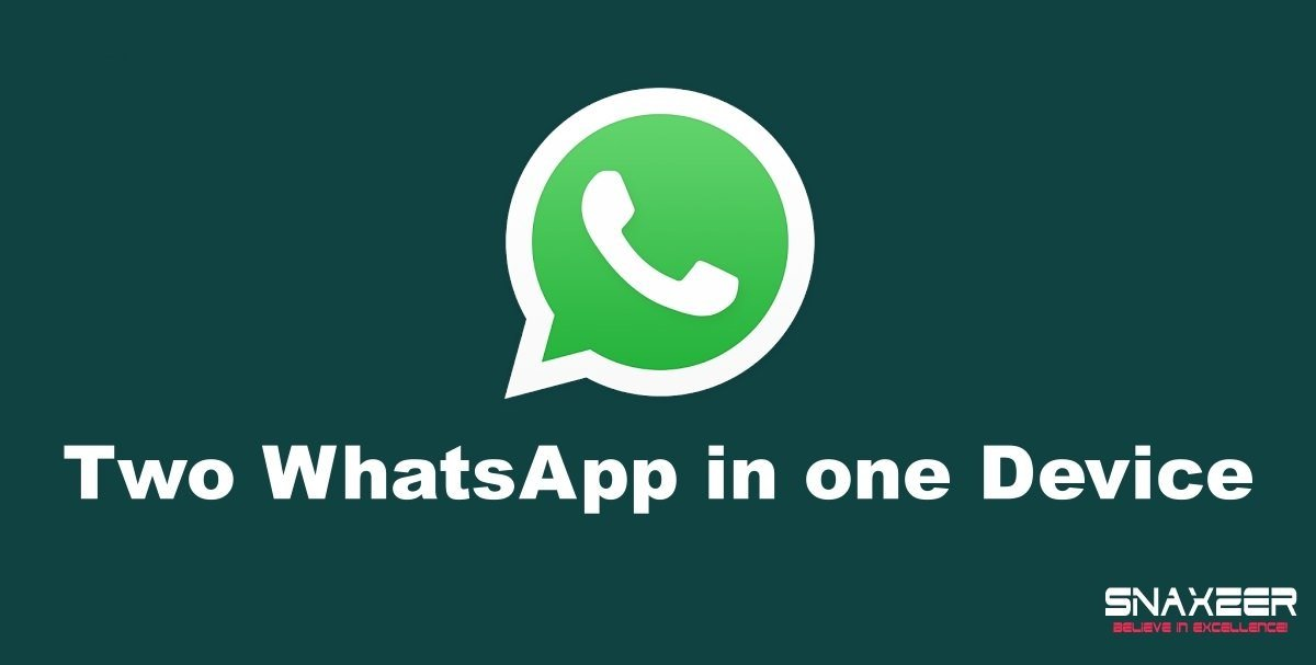 How to run two WhatsApp numbers on the same Android device