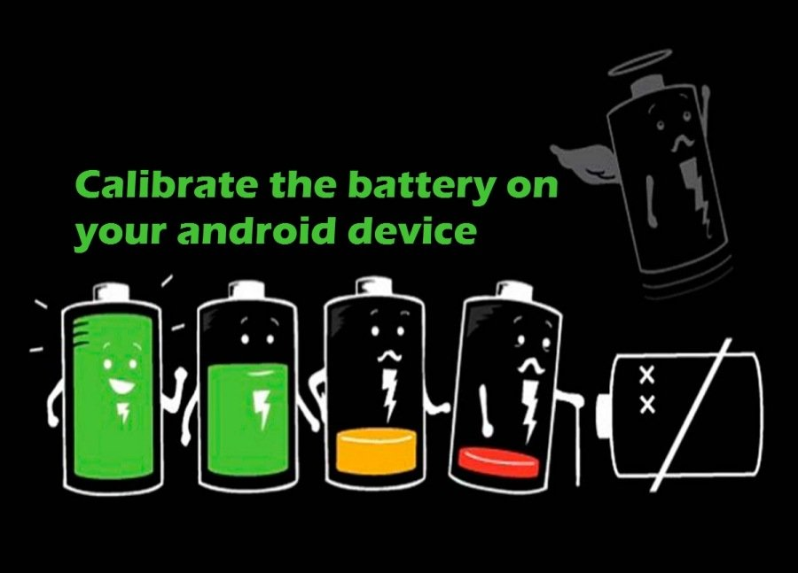 How to Calibrate battery on your android device