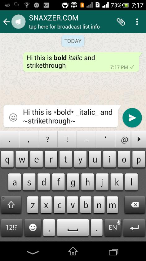 WhatsApp_Screenshot_showing_bolt_italic_Strikethrough