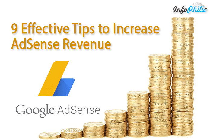 9 Effective Tips to Increase AdSense Revenue