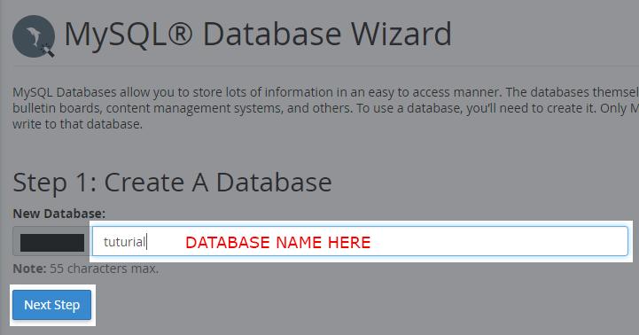 create-database