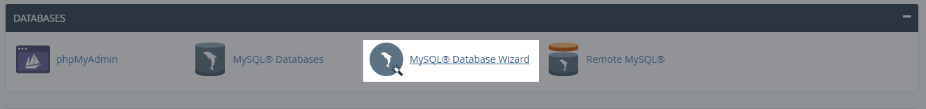 database-wizard