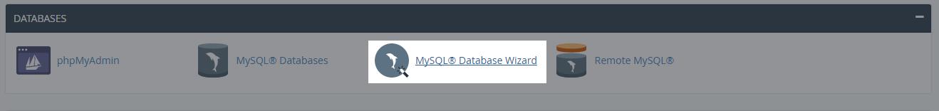 database-wizard