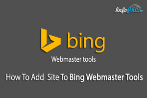 How To Add Your New Site To Bing Webmaster Tools