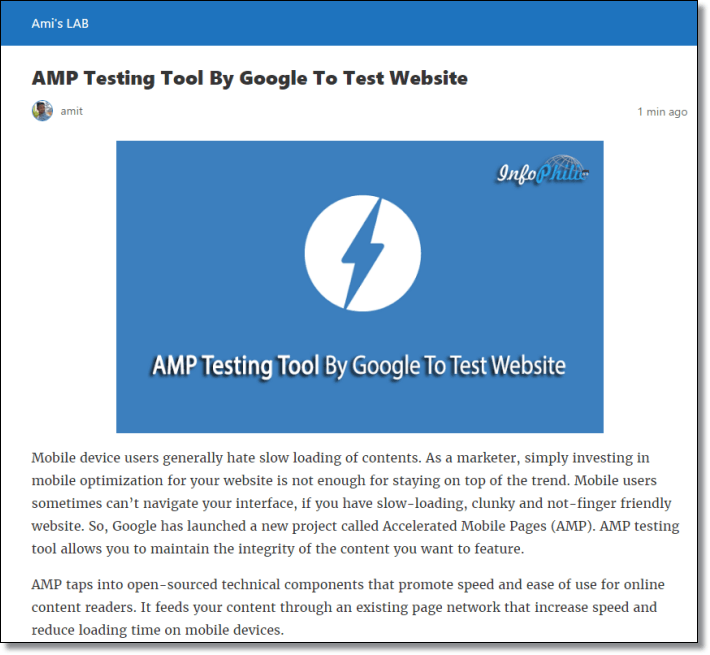 How To Make Your WordPress Site Google AMP Ready