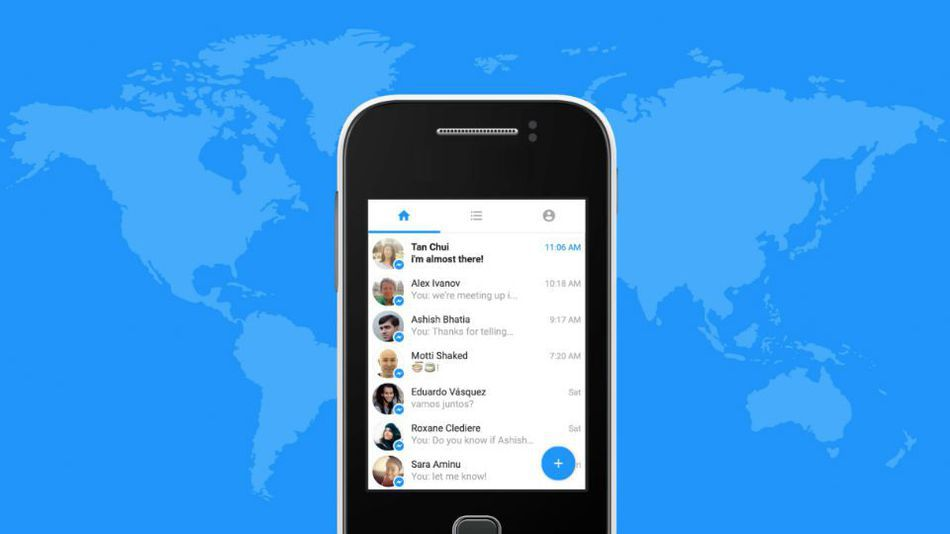 Facebook Launches 'Messenger Lite': Lite Version Of Messenger