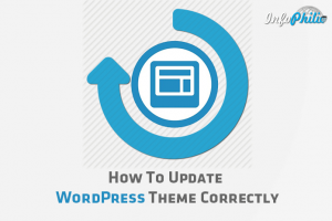 How To Update WordPress Theme Correctly