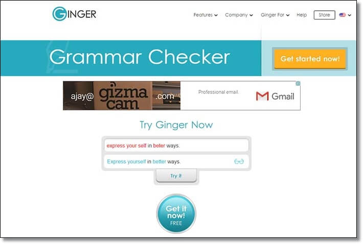 essay checker ginger The best free plagiarism checker check your paper online and detect plagiarism with our software the most accurate results, easy and usable report.