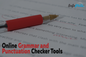 Online Grammar and Punctuation Checker Tools