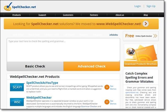 spellchecker-net