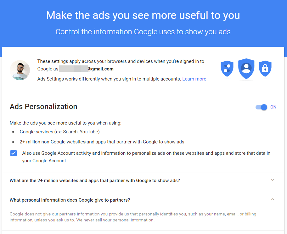 Make More Relevant, Useful Google Ads