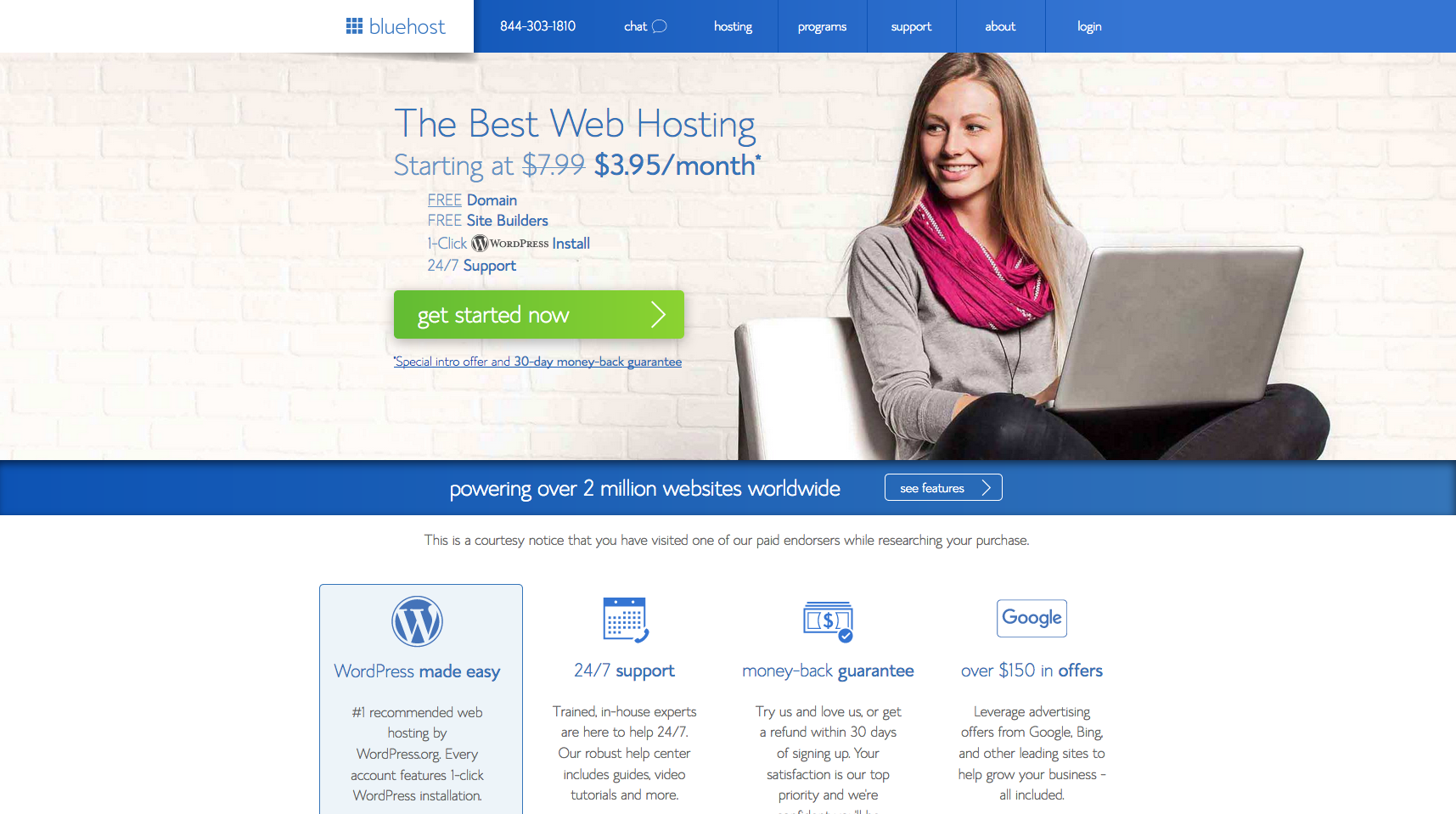 Start Your Blog or Site With Bluehost in 5 Minutes