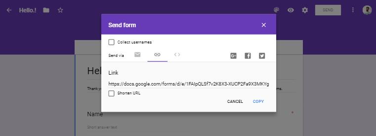 google-form-embed