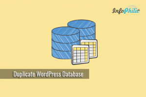 How to Duplicate WordPress Database using phpMyAdmin