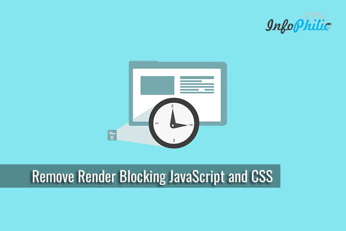 Remove Render Blocking JavaScript and CSS