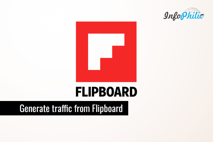 Generate traffic from Flipboard