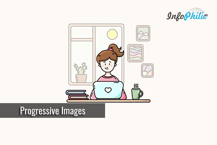 progressive images