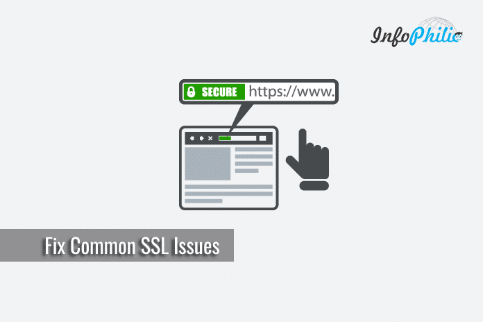 Fix Common SSL Issues