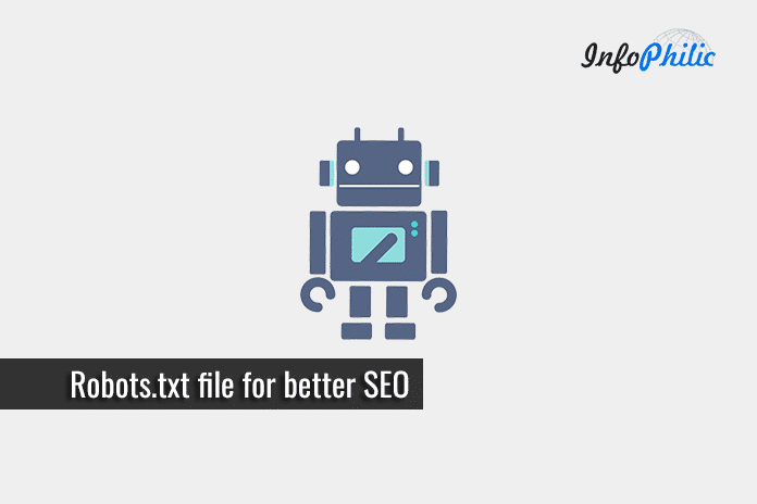 Robots.txt file for better SEO