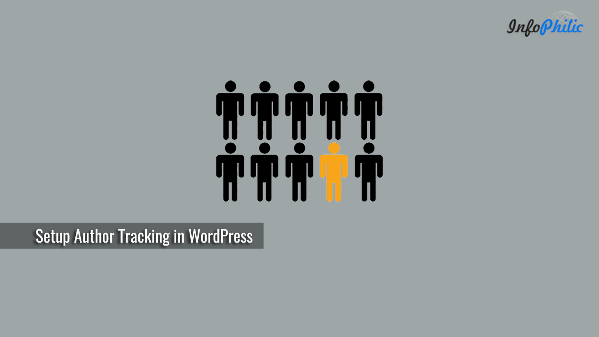 Setup Author Tracking in WordPress using MonsterInsights Plugin